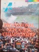 GUIDE DU CHAMPIONNAT PAULISTA (BRÉSIL) 1995 - Livres, BD, Revues