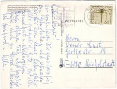 GERMANIA - GERMANY - Deutschland - ALLEMAGNE - BUNDESPOST - 1992 - 60 Heimische Libellen + Flamme Jüdische Lebenswelten - Flowers