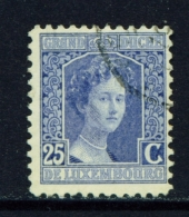 LUXEMBOURG  -  1914 To 1921  Grand Duchess Marie-Adelaide  25c  Used As Scan - 1914-24 Marie-Adelaide