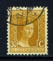 LUXEMBOURG  -  1914 To 1921  Grand Duchess Marie-Adelaide  30c  Used As Scan - 1914-24 Marie-Adelaide