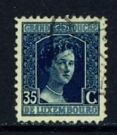 LUXEMBOURG  -  1914 To 1921  Grand Duchess Marie-Adelaide  35c  Used As Scan - 1914-24 Marie-Adelaide