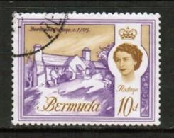 BERMUDA   Scott # 182A VF USED - Bermuda