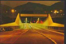 °°° 4059 - HONG KONG - THE CROSS HARBOUR TUNNEL °°° - Cina (Hong Kong)