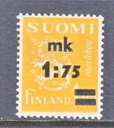 Finland 221   * - Unused Stamps