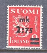 Finland 222    ** - Finland