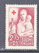 Finland  B 46     **   T.B. RED CROSS  NOTHER  CHILD - Unused Stamps