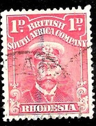 Rhodesia Scott 120 British South Africa Company Very Fine  (( CV 4.50 - Great Britain (former Colonies & Protectorates)