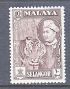 SELANGOR  107    *  TIGER - Selangor