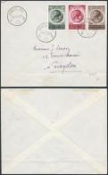 AM267 Lettre De Gingelom En Ville 1956 - Belgien