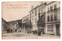 88 - Raon-l'Etape . Incendié Volontairement Par Les Allemands . Hôtel De La Belle Vallée - Réf. N°1763 - - Raon L'Etape