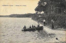 Combreux (Loiret) - L'Etang De La Vallée, Barque - Edition Ch. Collas Et Cie - France