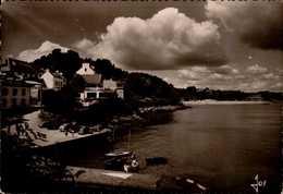 29-PORT-MANEC'H...LA CALE ET LES HOTELS DU PORT...CPSM GRAND FORMAT. - Autres Communes