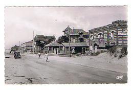 CPSM 33 LACANAU OCEAN Boulevard De La Plage - France