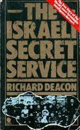 The Israeli Secret Service By Deacon, Richard (ISBN 9780722129395) - History