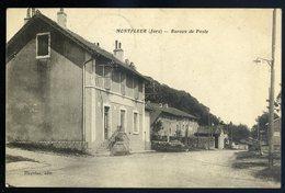 Cpa Du 39 Montfleur Bureau De Poste     GX14 - Otros Municipios