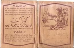 Pochette Kodak Moyen Orient Avant -guerre-dans L'etat - Altri