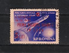 1959 - Lunik  II,  MI No 1794 Et Yv  No P.A. 101 - 1948-.... Republiken