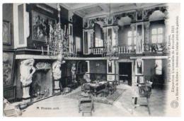 (Belgique) Bruxelles 125, Exposition Universelle 1910, G Hermans, Pavilon De La Ville D'Anvers - Universal Exhibitions