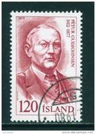 ICELAND - 1979 Famous Icelanders 120k Used (stock Scan) - Used Stamps