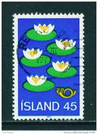 ICELAND - 1977 Conservation 45k Used (stock Scan) - Used Stamps