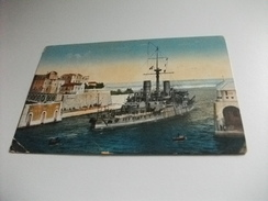 NAVE SHIP GUERRA TARANTO PITTORICA - Guerra
