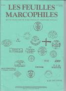 FRANCE -- MAGAZINE -- LES FEUILLES MARCOPHILES -- N° 274 --3° TRIMESTRE 1993 -- - Tijdschriften