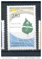 Andorre 1995 Conservation De La Nature Neuf** N° Yvert 454
