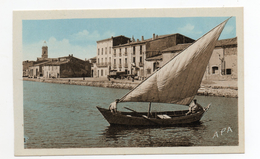 34 - Marseillan - Le Port  Canal Du Midi