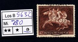 Los B9632: DR Mi. 780, Gest. - Deutschland
