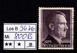 Los B9676: DR Mi. 800 B, Gest. - Germania