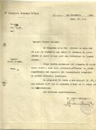 Document Di Consulato D'Italia Di  KANKOW China -1928-