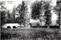 Nancray. Le Lavoir Et Le Pont.