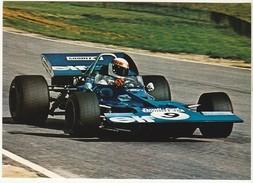 Jackie Stewart Su Tyrrel-Ford '71