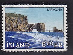Islande: Paysage. Dyrholaey. - 1944-... Republik
