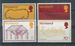 Monserrat: Artefatti Caraibici - Archeologia