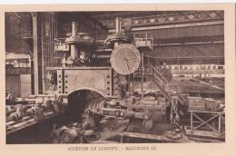 Carte 1930 ACIERIES DE LONGWY / BLOOMING 3  / AGENT GENERAL BD RENE LEVASSEUR LE MANS - Longwy