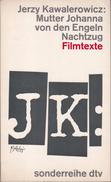Mutter Johanna Von Den Engeln. Nachtzug: Zwei Filmtexte By Jerzy Kawalerowicz - Books, Magazines, Comics