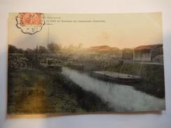 CPA - 33 - LE TEICH (Bassin D'Arcachon) - Le Port Et Cabanes De Parqueurs D'huîtres -  R265 - Francia