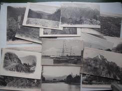 LA REUNION: Lot 15 Cartes Postales Anciennes 1968 Collection H M - Port Créole Cilaos St-Benoît St-Paul Hell-Bourg Piton - La Réunion