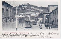 067 - CARTOLINA - DINTORNI DI FIRENZE - S. DOMENICO DI FIESOLE - VIAGGIATA 1909 ? - BELLA!!! - Firenze (Florence)