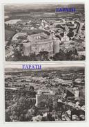 26-SUZE-LA-ROUSSE-Vues Aériennes-lot De 2 Cartes Postales - Non écrite -2 Scans- 10.5 X 15 - CIM COMBIER - Autres Communes