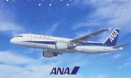 Télécarte  JAPON * ANA  (2203) Phonecard JAPAN *   * Airplane * Flugzeug Avion * AVION * AIRLINES * - Flugzeuge