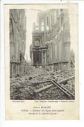 39971 IEPER - YPRES - Interieur De L'eglise Saint Martin - Guerre 1914-1915 - Ieper