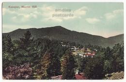 PAKISTAN - KANSPUR, MURREE HILL - Landscape And Houses C1910s Old Vintage Postcard - Pakistan