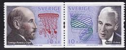 2003, Schweden, 2343/54, Nobelpreis Für Medizin. MNH ** - Nuovi