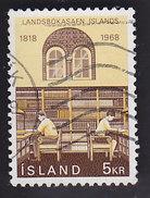 Islande: Bibliotlèque Nationale. 377 - 1944-... Republik