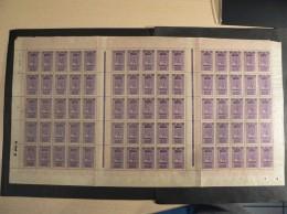"""SOUDAN - 1922/27 - N° 43 En Feuille (=75 Tp) - Neuf ** - Variété """"cédille Absente"""" Sur 1 Tp - Peu Courant - Ongebruikt"""