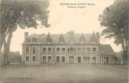 """CPA FRANCE 27 """"Bonneville Aptot, Le Chateau"""" - France"""