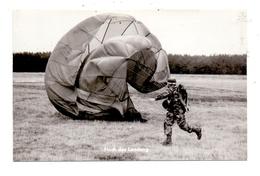 MILITÄR - BUNDESWEHR, Fallschirmjäger / Para - Ausrüstung