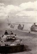 MILITÄR - BUNDESWEHR, Helikopter / Hubschrauber & Panzer - Ausrüstung